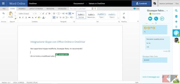 office-online-integrazione
