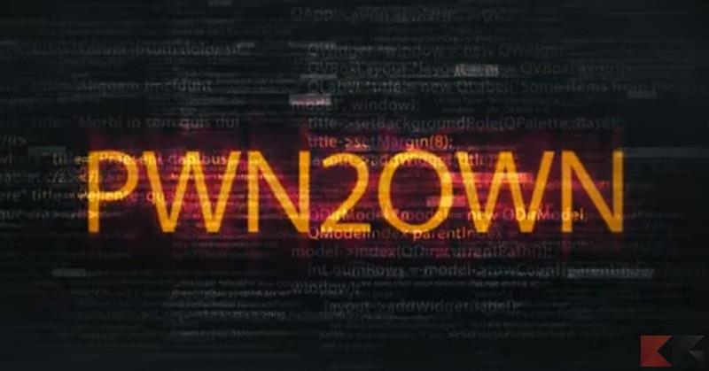 pwn2own risultato