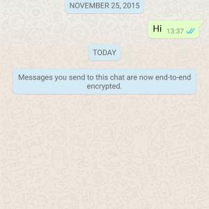 whatsapp beta 1
