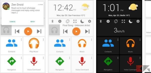 Car Dashdroid - cruscotto auto - App Android su Google Play