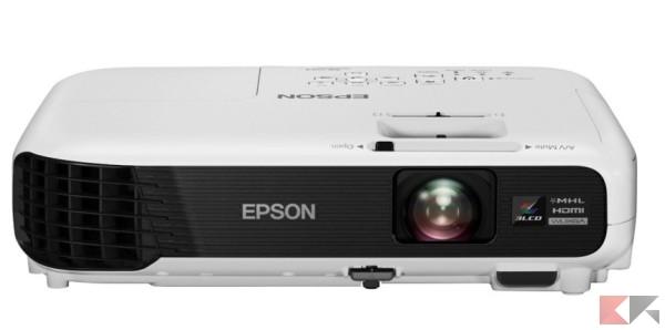 Epson EB-U04 Videoproiettore Full HD, Bianco_ Amazon.it_ Elettronica