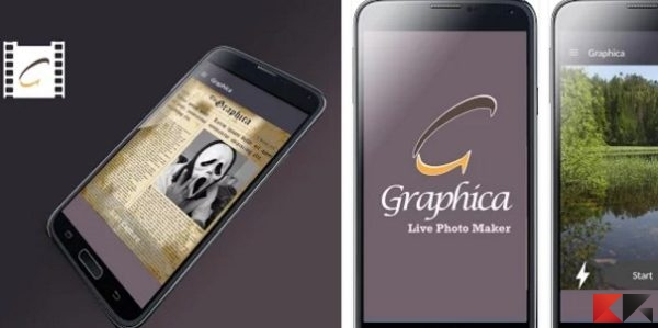 Graphica Live Photo Maker - App Android su Google Play