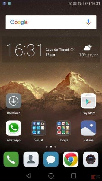 Huawei P9 - screenshot 1 (1)