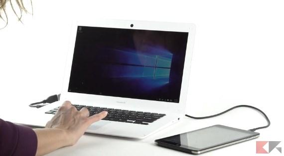 NexDock tablet
