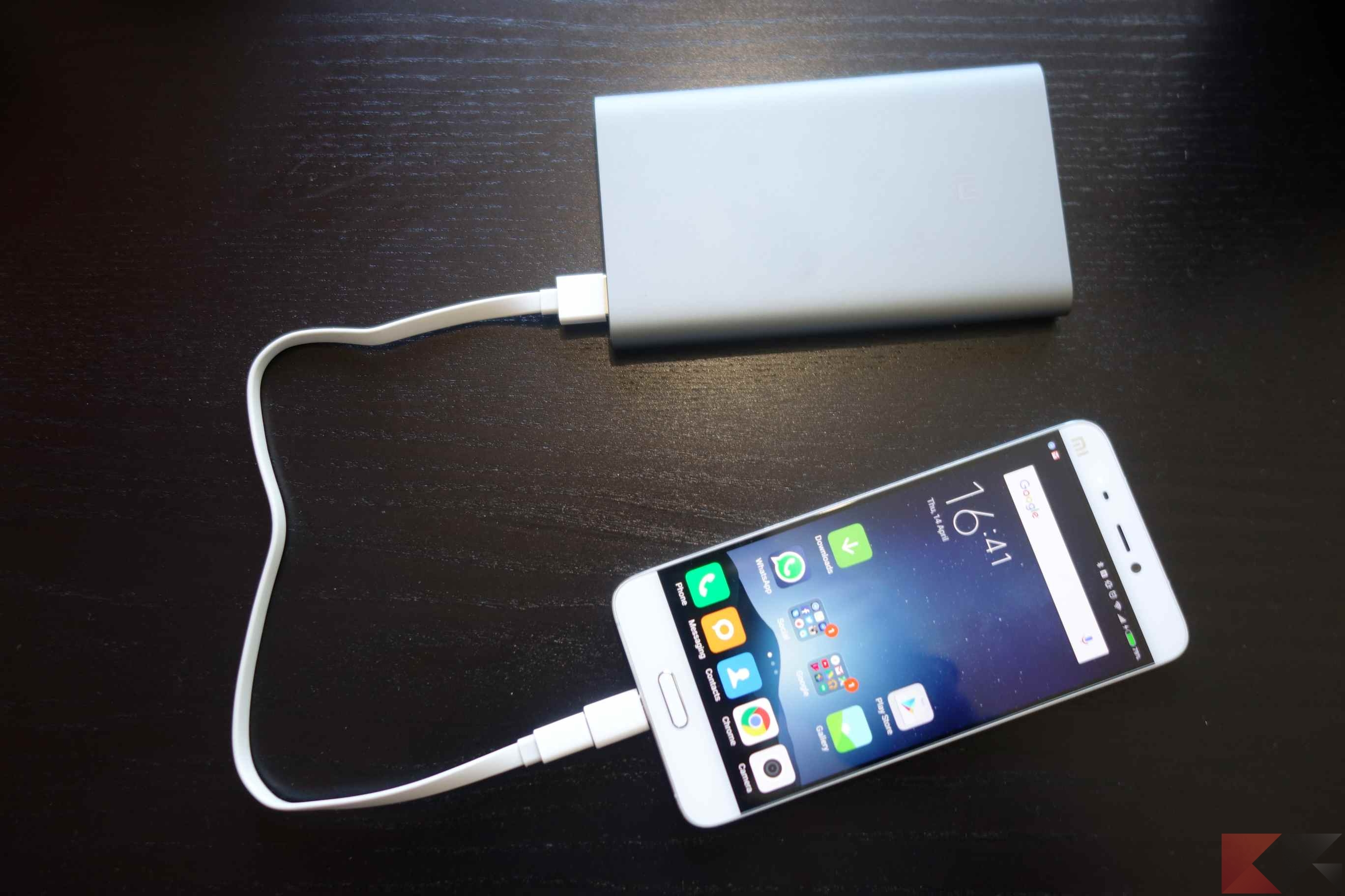 Xiaomi Mi Power Bank Pro 1