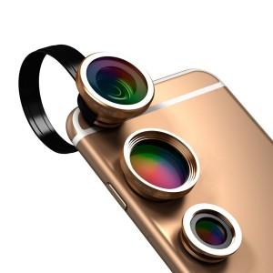 dodocool 3 in 1 Clip On obbiettivi smartphone 1