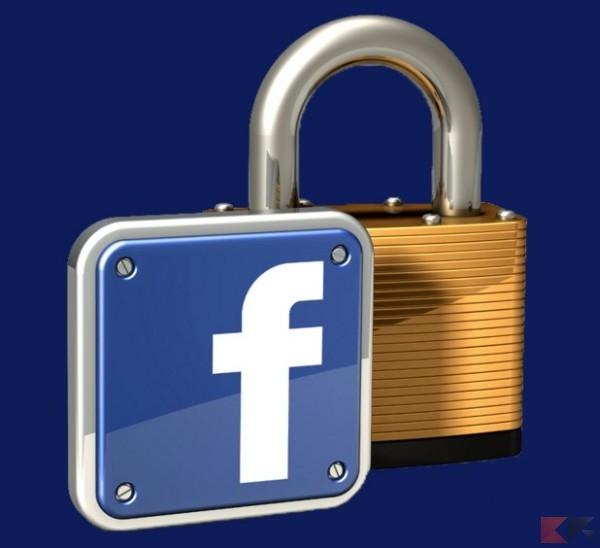Profilo facebook sicuro