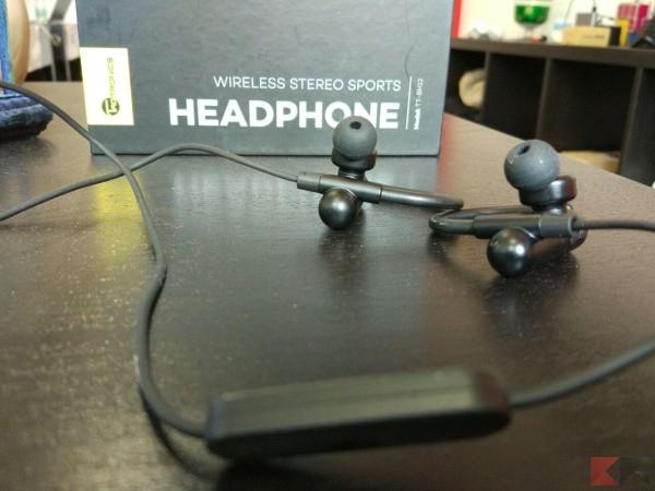 Wireless Stereo Sports di TaoTronics (modello TT-BH12)