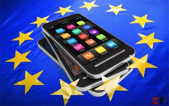 Tariffe roaming 2016 come funzioner l 39 eurotariffa da maggio for Abolizione roaming in europa
