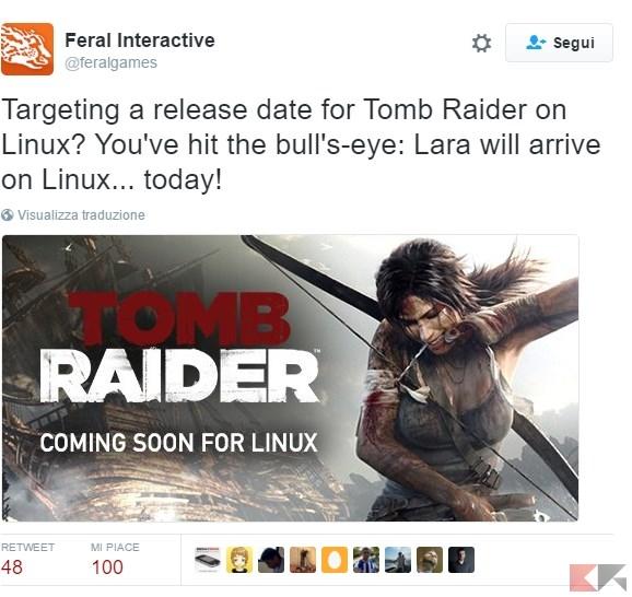 tomb raider linux