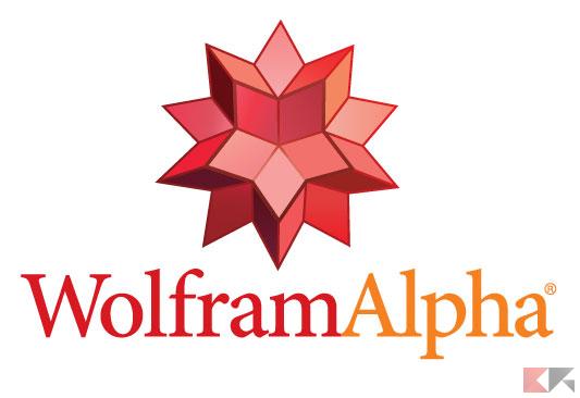 Wolfram Alpha risolve i problemi di matematica