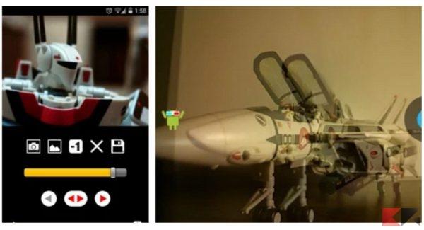 Animazione Camera - GIF Mob