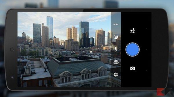 App-fotocamera-per-Android