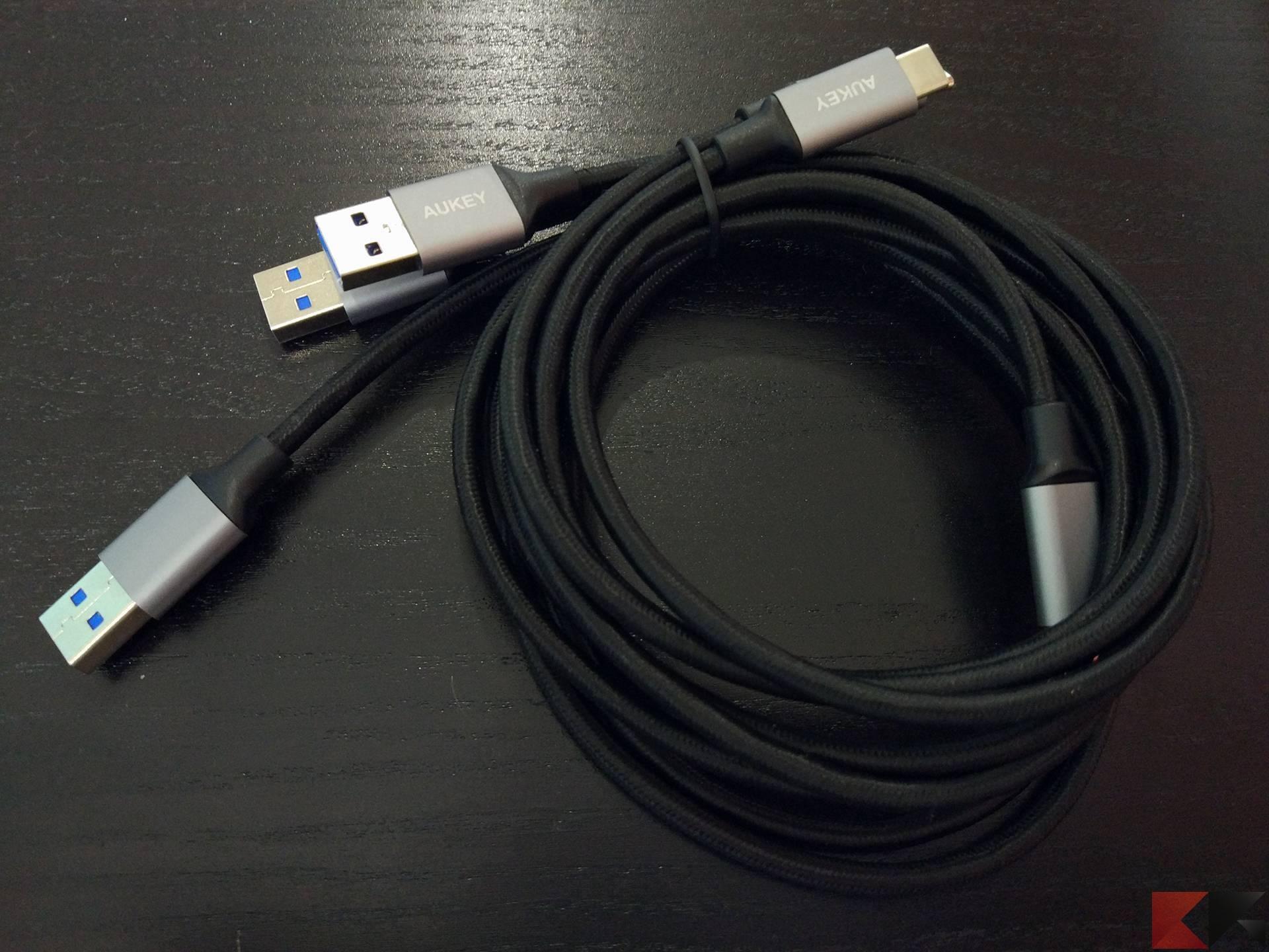 Velocità e differenza tra USB 2.0 – USB 3.0 – Type-C (3.1)