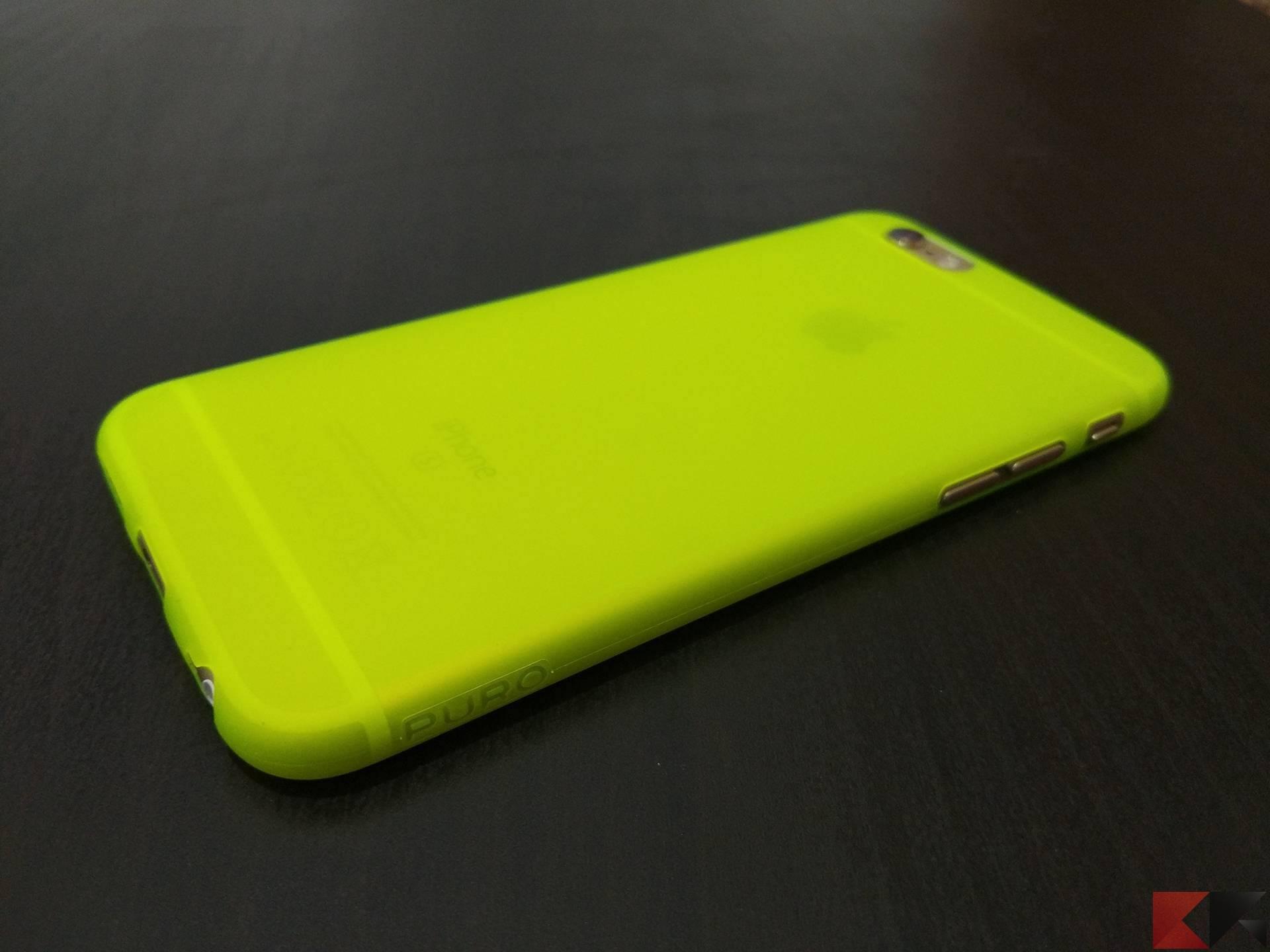 custodia iphone 6s fluo