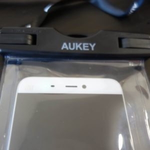 Cover Waterproof AUKEY 3