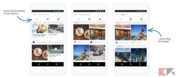 Google Spaces (2)