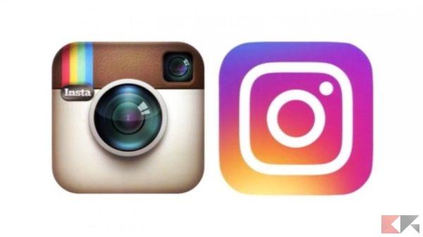 Instagram nuova icona