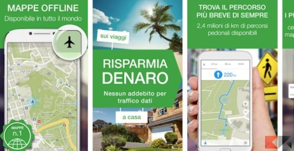 MAPS.ME – Mappe offline - App Android su Google Play