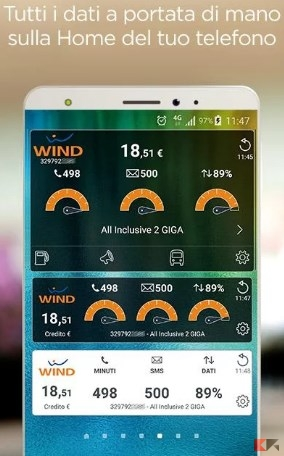 MyWind (App ufficiale Wind) - App Android su Google Play