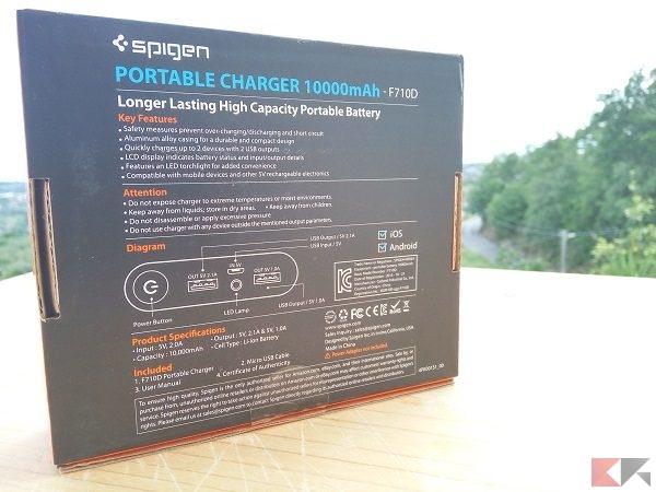 Spigen Power Bank