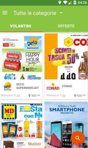 PromoQui_ Volantini e Offerte - App Android su Google Play