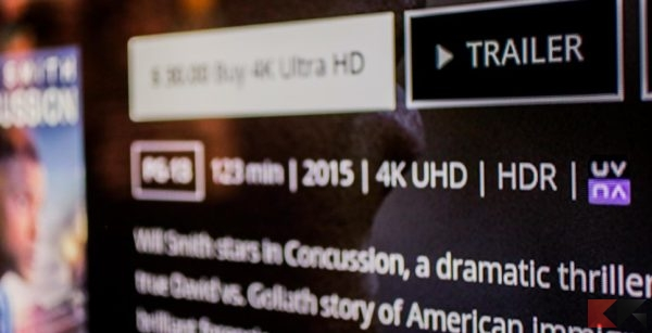 HDR su TV