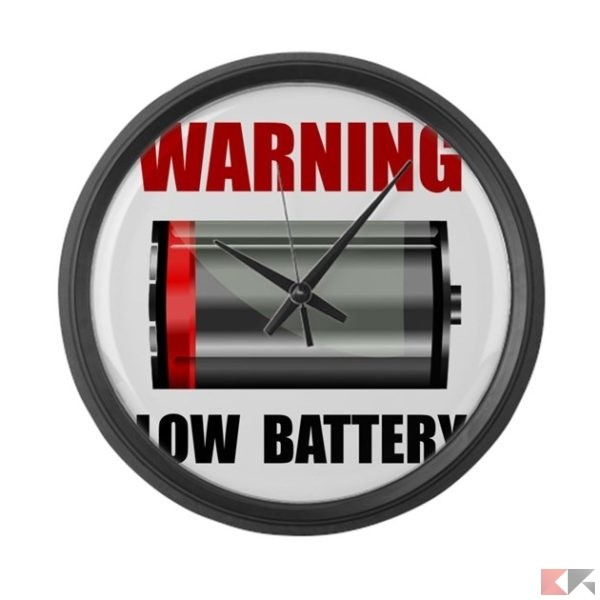 low-battery