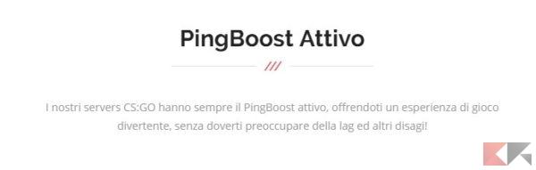 pingboost