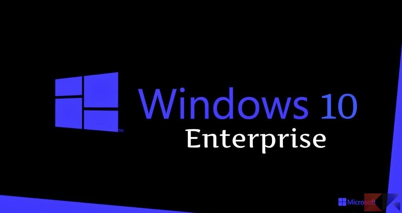 Windows 10 Enterprise: ecco alcune funzionalità esclusive