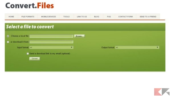 2016 12 21 10 50 02 Convert Files free online file converter and flash video downloader.Convert vi