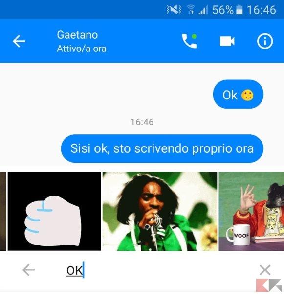 GIF Messenger