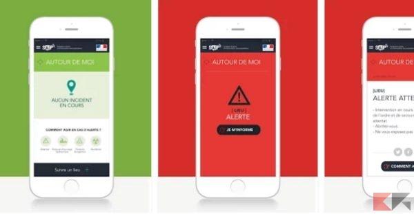 SAIP - App Android su Google Play
