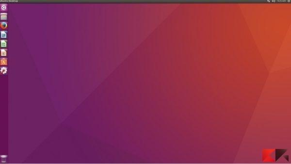 Ubuntu 16.04 Desktop