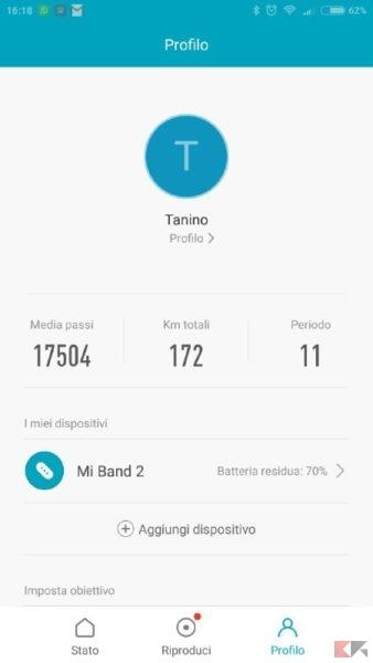 Xiaomi Mi Band 2 (1) - screenshot