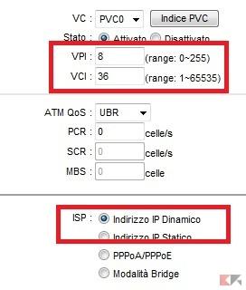 cambiare router Fastweb