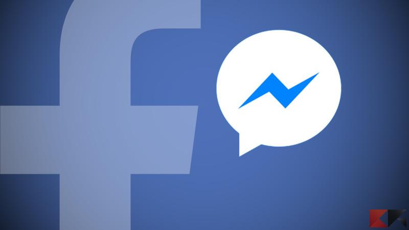 Usare conversazioni e chat segrete in Facebook Messenger