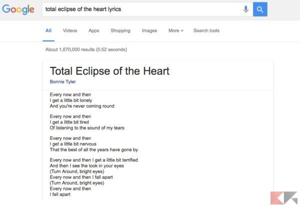 google-lyrics2
