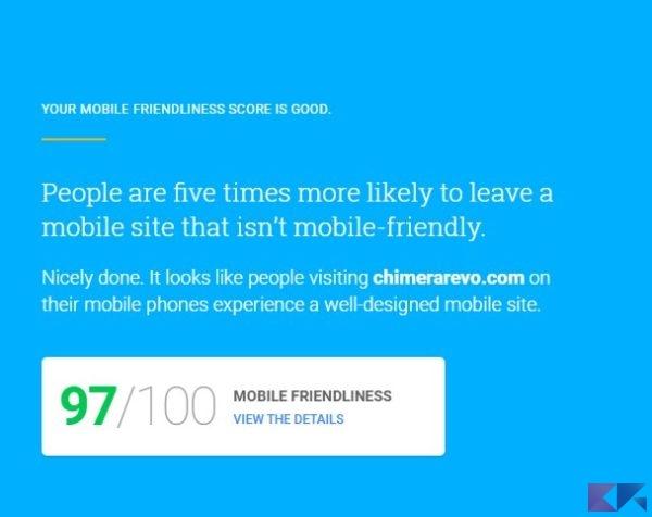 mobile-friendlyness