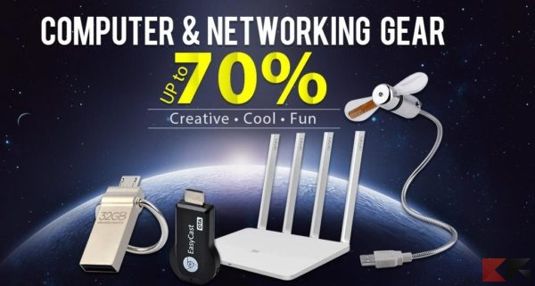 promozione computer e networking gearbest
