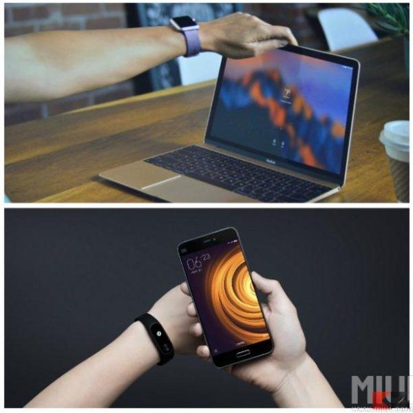 sbloccare mac - ios 10 vs miui