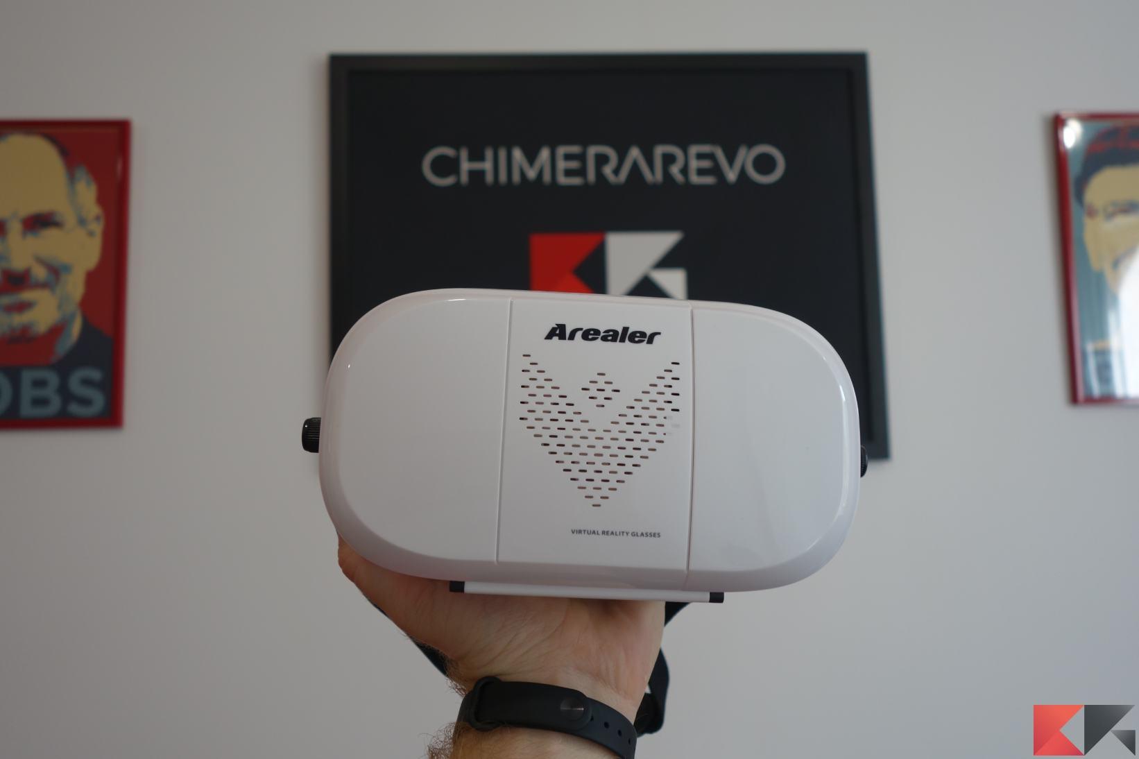 visore VR Arealer 9
