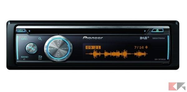 2017 01 26 10 08 58 Pioneer DEH X8700DAB DAB Autoradio con Bluetooth USB Nero Antracite Amazon.i