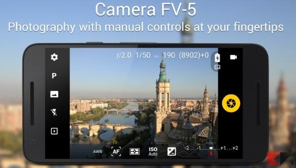 Camera FV-5 - App Android su Google Play