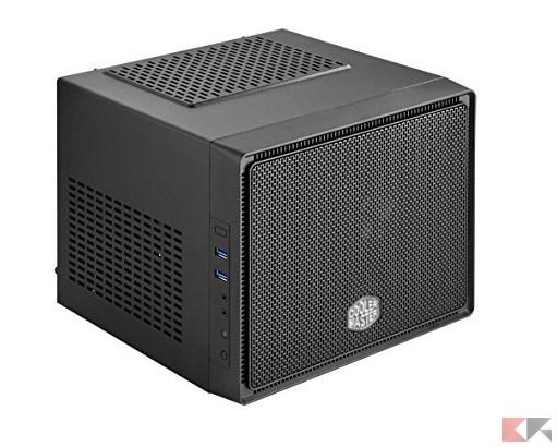 CoolerMaster Elite 110 Case M-ITX, Nero_ Amazon.it_ Informatica