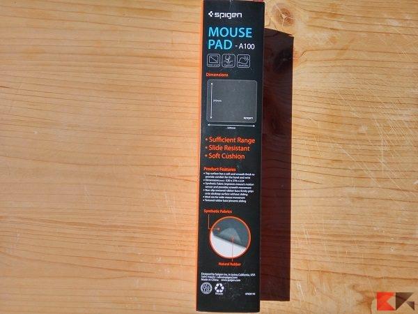 Mouse Pad gaming A100 Spigen