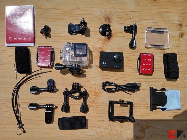 Action cam Sport Cam 4K WiFi