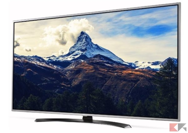 LG 49UH668V 49_ 4K Ultra HD Smart TV Wi-Fi Nero_ Amazon.it_ Elettronica