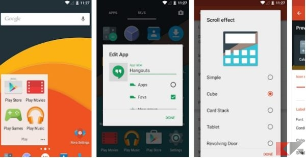 Nova Launcher - App Android su Google Play