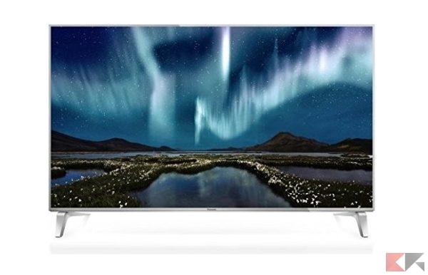 Panasonic TX-65DX780E 65_ 4K Ultra HD Compatibilità 3D_ Amazon.it_ Elettronica